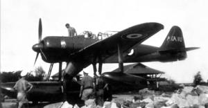 Nakajima A6M2-N Rufe