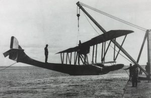 Donnet-Denhaut 160 hp Lorraine