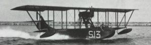 Donnet-Denhaut 200 hp HS BB