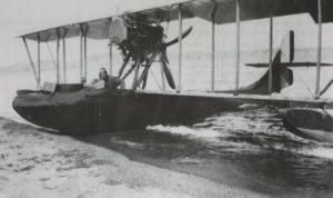 Donnet-Denhaut 230 hp Lorraine