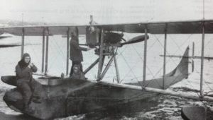 Donnet Denhaut 140/150 hp Hispano-Suiza