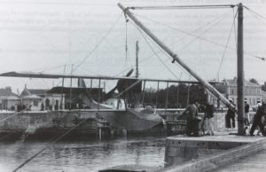 Donnet Denhaut 160 hp Canton-Unné