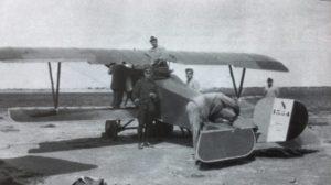 Nieuport XVI