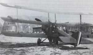 Sopwith 130 hp Clerget (Triplane)