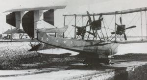 Latham trimoteur Panhard & Levassor