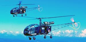 SNCASE SE.3130 Alouette II