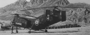 Vertol (Piasecki) H-21C