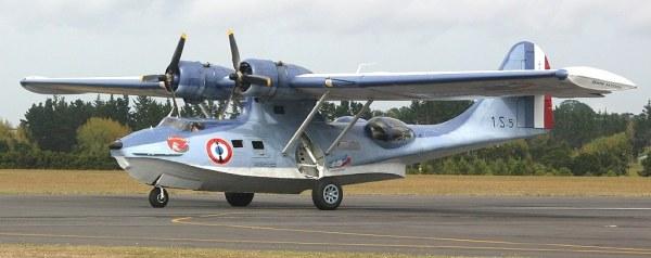 Catalina (ZK-PBY) livrée Aéro, , Nouvelle-Zélande